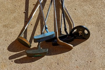 Golfclubs 2de hands