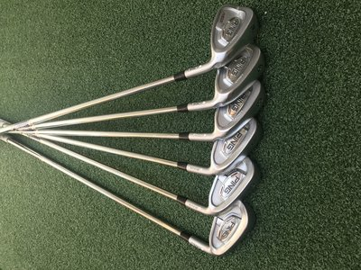 PING ijzer 5-W Anser forged