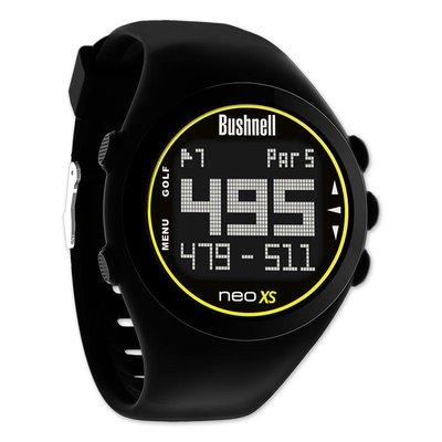Bushnell Neo XS Golf horloge zwart