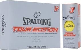 Spalding Tour Edition