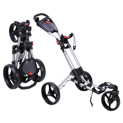 Fastfold 360 3-wiel golftrolley